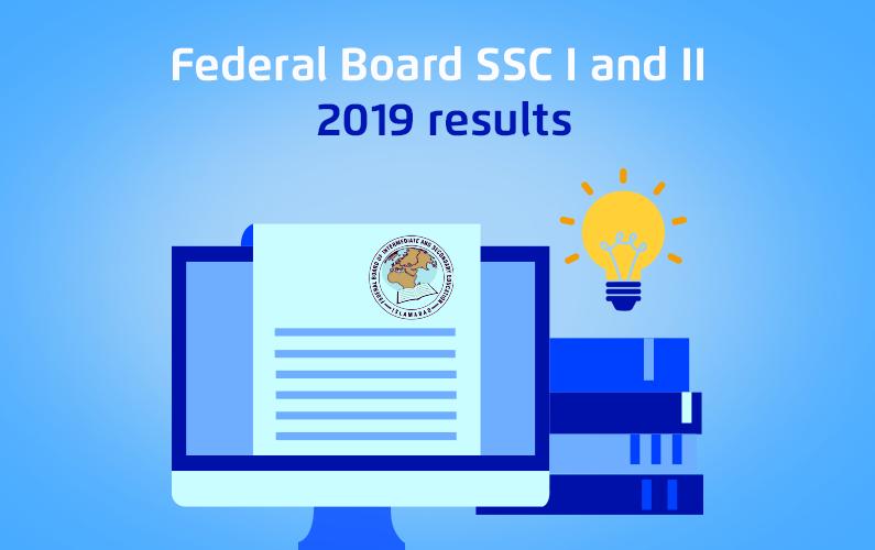 Federal Board SSC I and II 2019 Results - tutoria pk-blog
