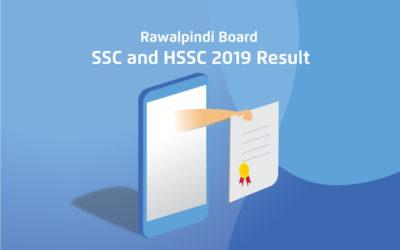 Rawalpindi Board SSC and HSSC 2019 Results