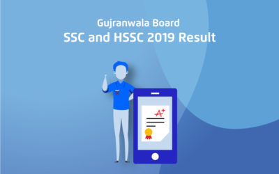 Gujranwala Board SSC and HSSC 2019 Results