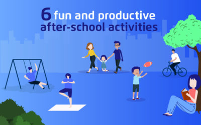 6 Fun and Productive After-School Activities