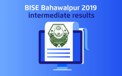 BISE Bahawalpur 2019 Intermediate Results