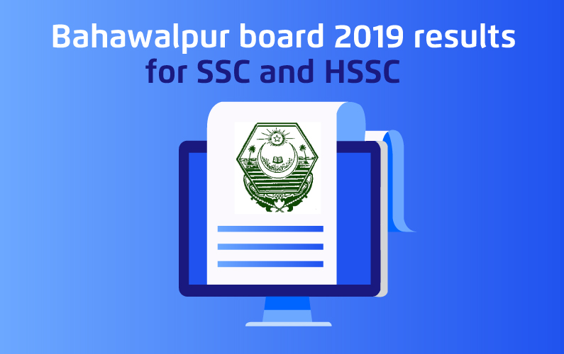 BISE Bahawalpur 2019 Results for Matric and Inter