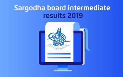 Sargodha Board Intermediate Results 2019
