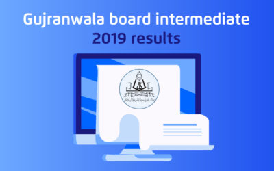 BISE Gujranwala Intermediate 2019 Results