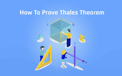 How To Prove Thales Theorem