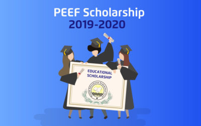PEEF Scholarship for Minority Students 2019-2020