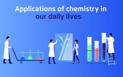 Applications of Chemistry in Our Daily Lives