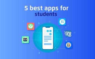 5 Best Apps for Students