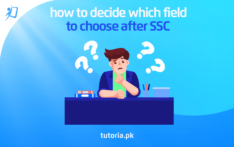 How to Decide Which Field to Choose after SSC