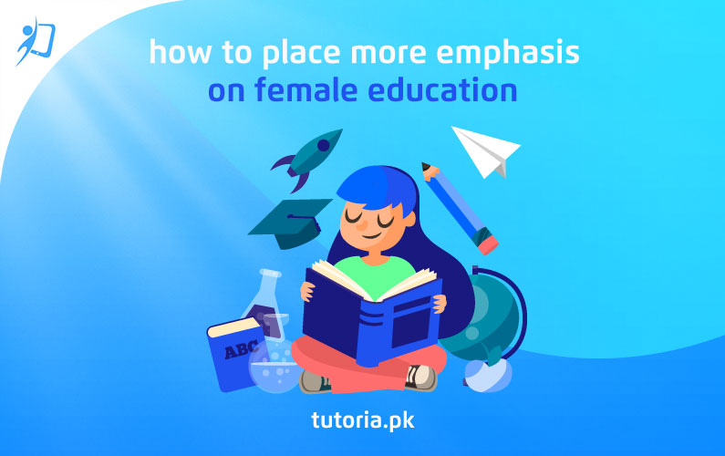 How to Emphasize more on Female Education
