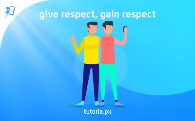 Give Respect, Gain Respect