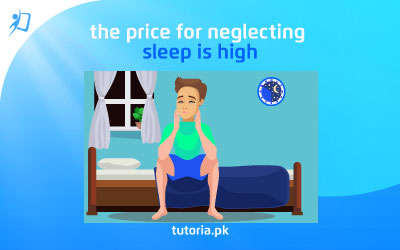 The price for neglecting sleep is high
