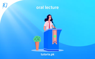 Oral Lectures