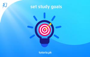 Set Study Goals