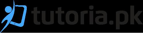 tutoria.pk logo black